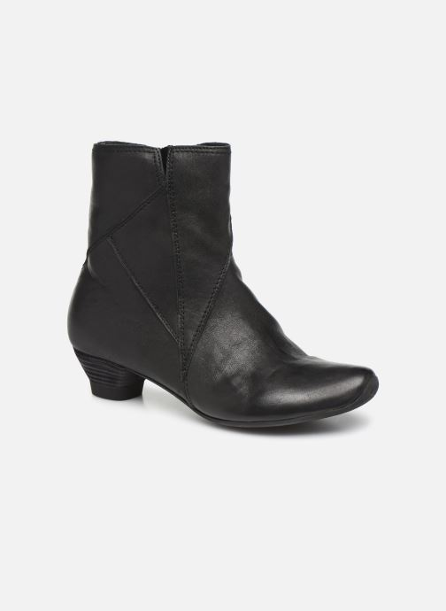 Boots en enkellaarsjes Think! Aida 85263 Zwart detail