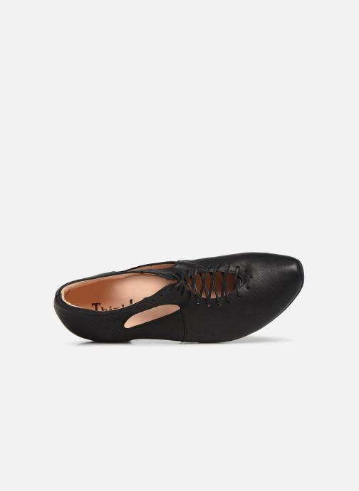 Zapatos de tacón Think! Aide 85254 Negro vista lateral izquierda