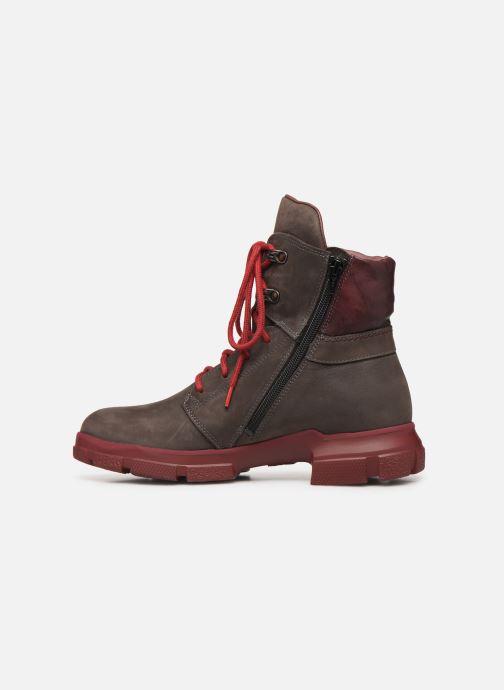 Boots en enkellaarsjes Think! Iaz 85136 Bruin voorkant