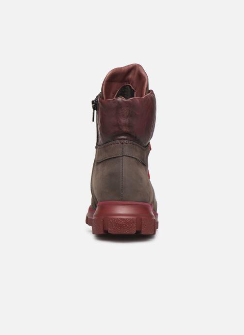 Bottines et boots Think! Iaz 85136 Marron vue droite