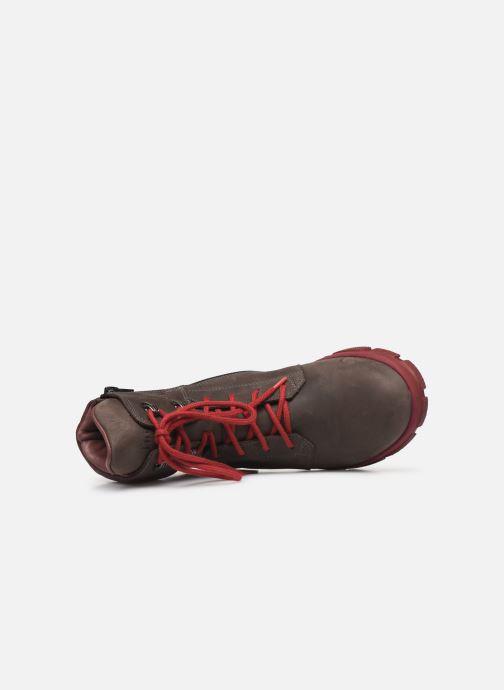 Boots en enkellaarsjes Think! Iaz 85136 Bruin links
