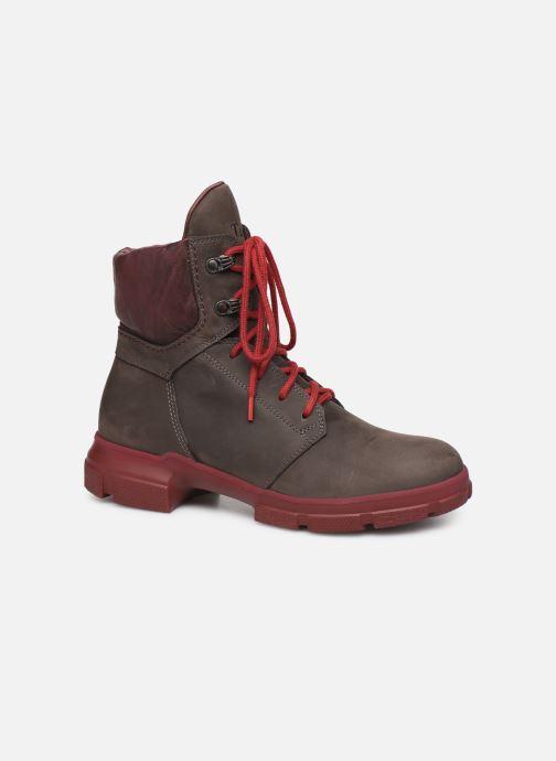 Boots en enkellaarsjes Think! Iaz 85136 Bruin detail