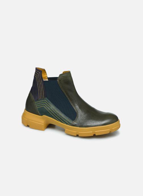 Boots en enkellaarsjes Think! Iaz 85134 Multicolor detail