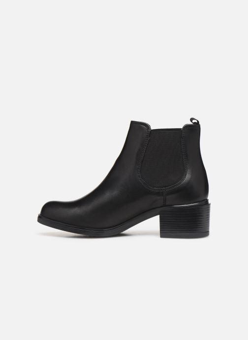 Bottines et boots Georgia Rose Amarilli Noir vue face