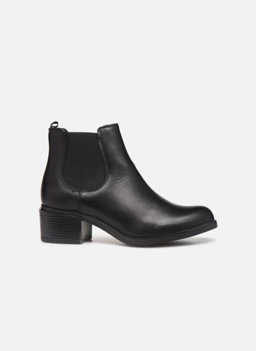 Bottines et boots Georgia Rose Amarilli Noir vue derrière