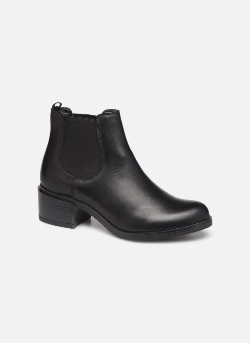 Bottines et boots Georgia Rose Amarilli Noir vue détail/paire