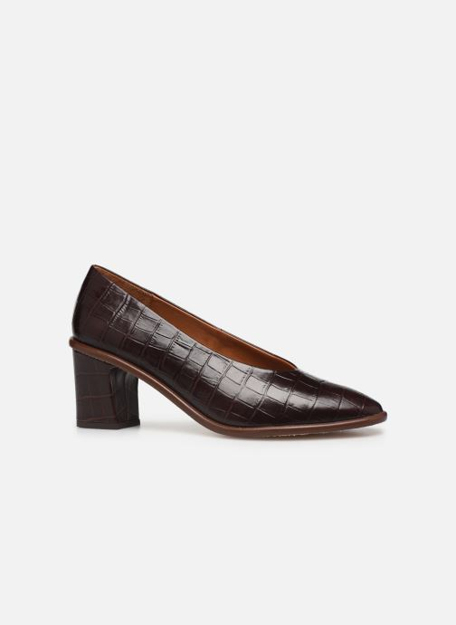Zapatos de tacón Miista Bernadette Marrón vistra trasera