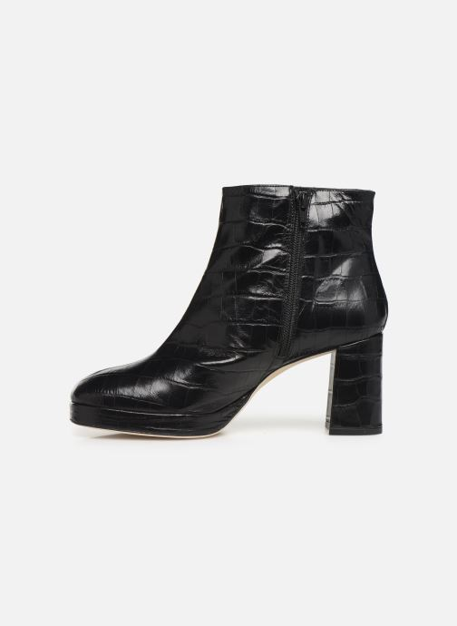 Ankle boots Miista Edith Black front view