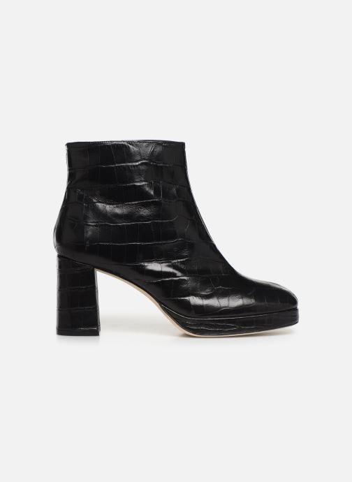 Bottines et boots Miista Edith Noir vue derrière
