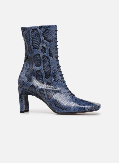 Bottines et boots Miista Ania Bleu vue derrière