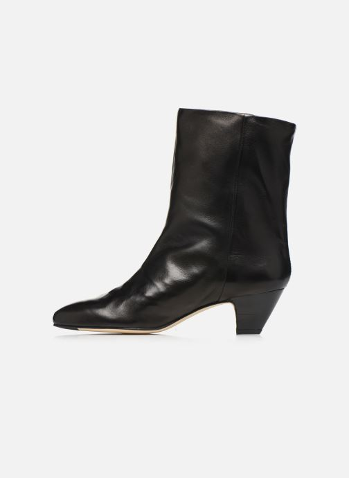 Bottines et boots Miista Liza Noir vue face