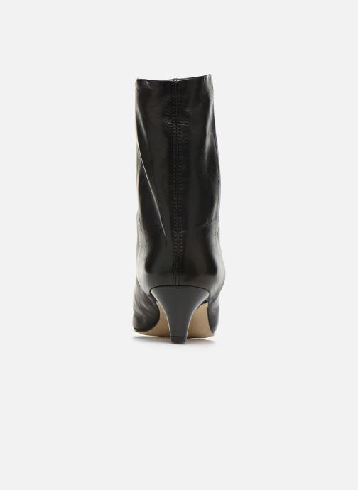Bottines et boots Miista Liza Noir vue droite