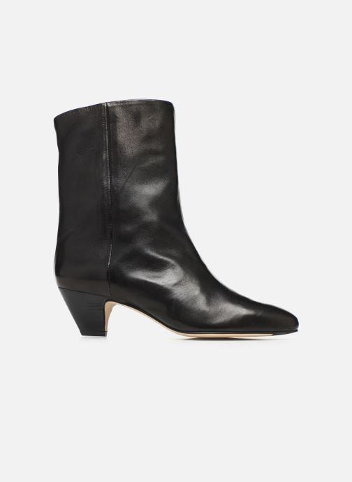 Bottines et boots Miista Liza Noir vue derrière