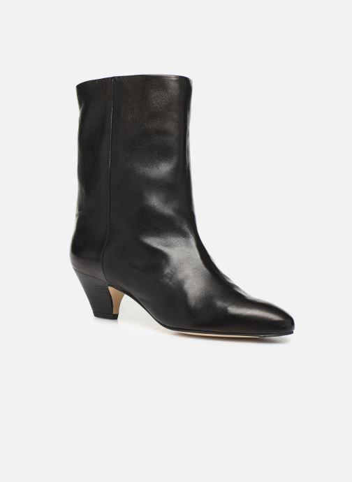 Bottines et boots Miista Liza Noir vue détail/paire