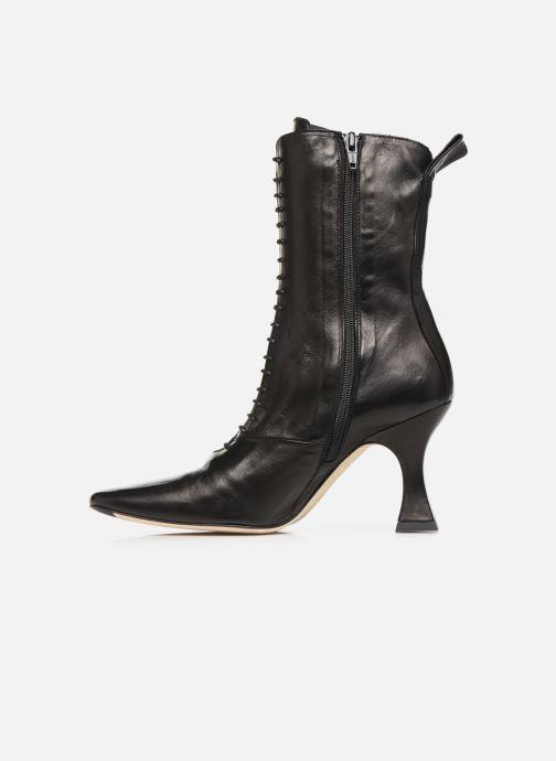 Bottines et boots Miista Yana Noir vue face