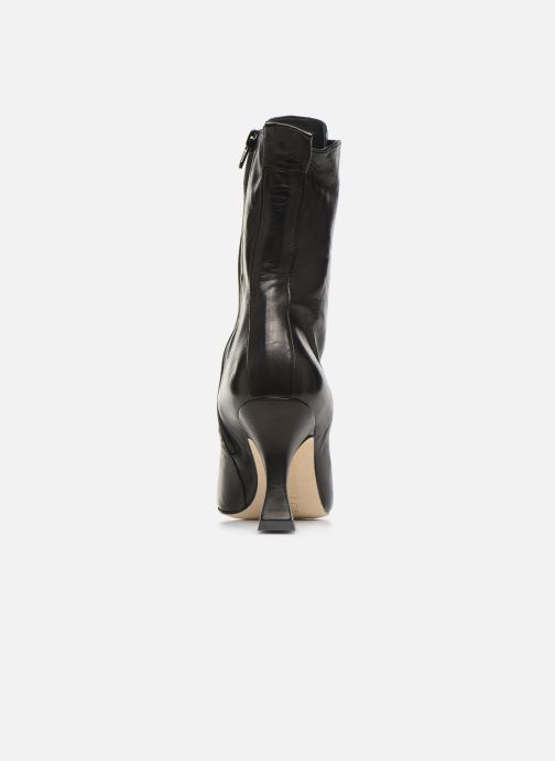 Bottines et boots Miista Yana Noir vue droite