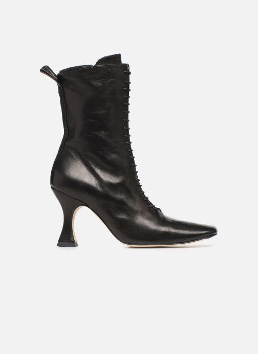 Bottines et boots Miista Yana Noir vue derrière
