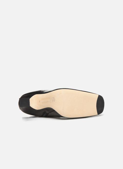 Bottines et boots Miista Yana Noir vue haut