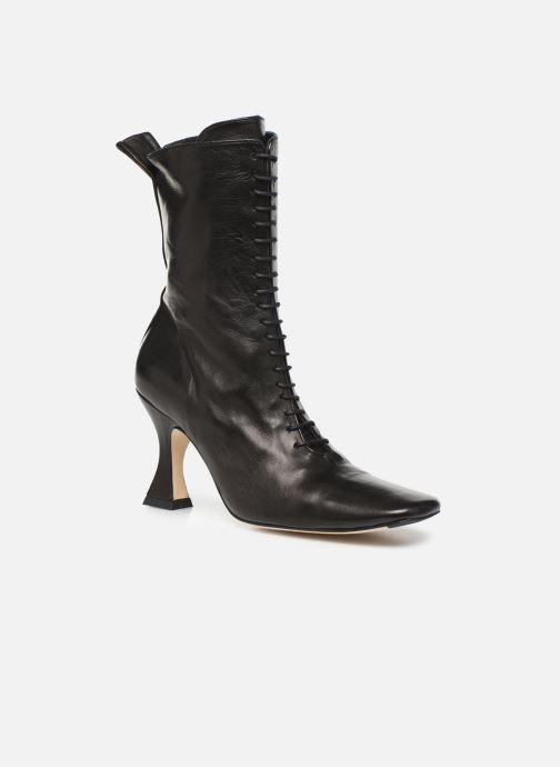 Bottines et boots Miista Yana Noir vue détail/paire