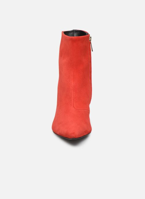 Bottines et boots HÖGL Tony Rouge vue portées chaussures