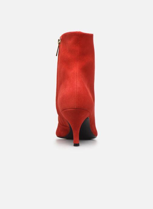 Bottines et boots HÖGL Tony Rouge vue droite