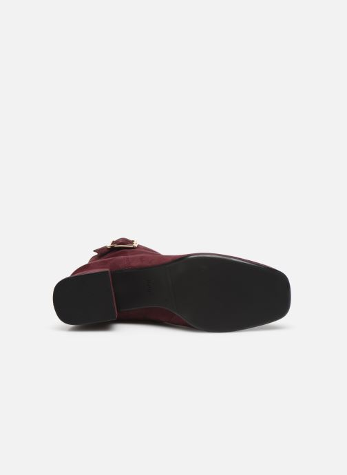 Boots en enkellaarsjes HÖGL Muse Bordeaux boven