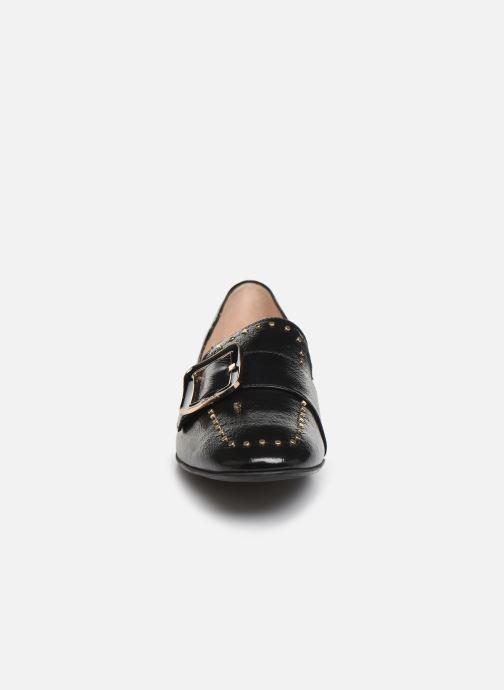Mocassins HÖGL Bright Noir vue portées chaussures