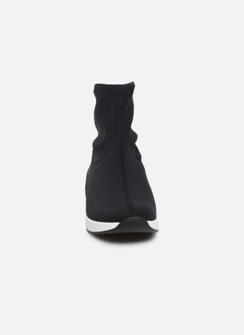 Baskets HÖGL Drytec - Stretch  Gore-Tex Noir vue portées chaussures