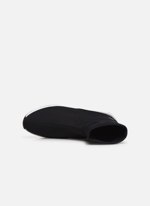 Baskets HÖGL Drytec - Stretch  Gore-Tex Noir vue gauche
