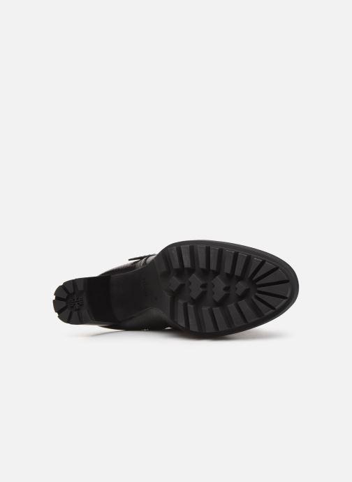 Bottines et boots HÖGL Racy Noir vue haut