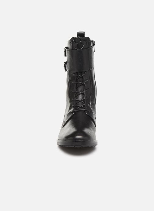 Bottines et boots HÖGL Highlander Noir vue portées chaussures