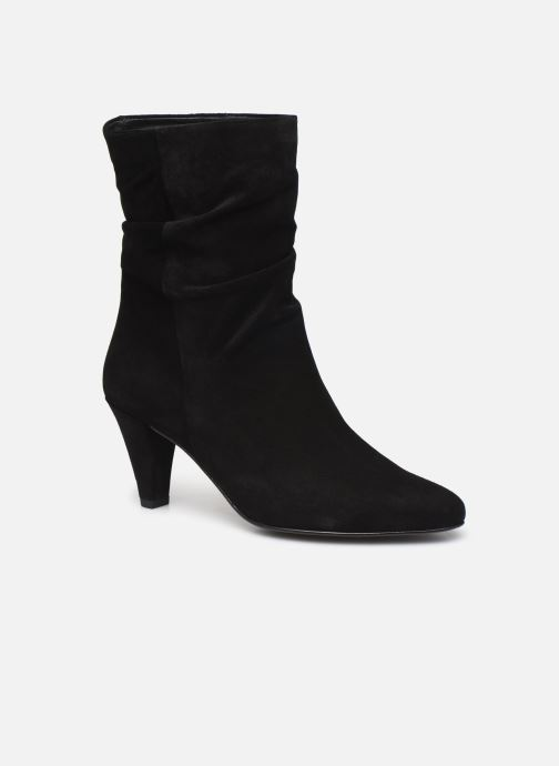 Ankle boots HÖGL Sassy Black detailed view/ Pair view