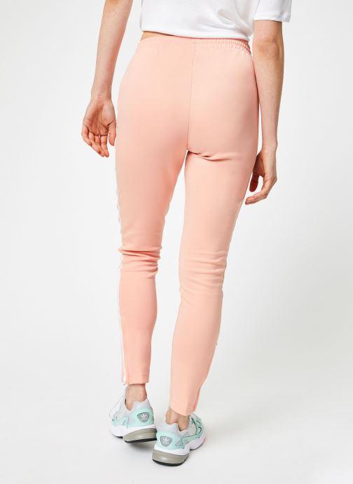 Tøj adidas originals Sst Tp W Pink se skoene på