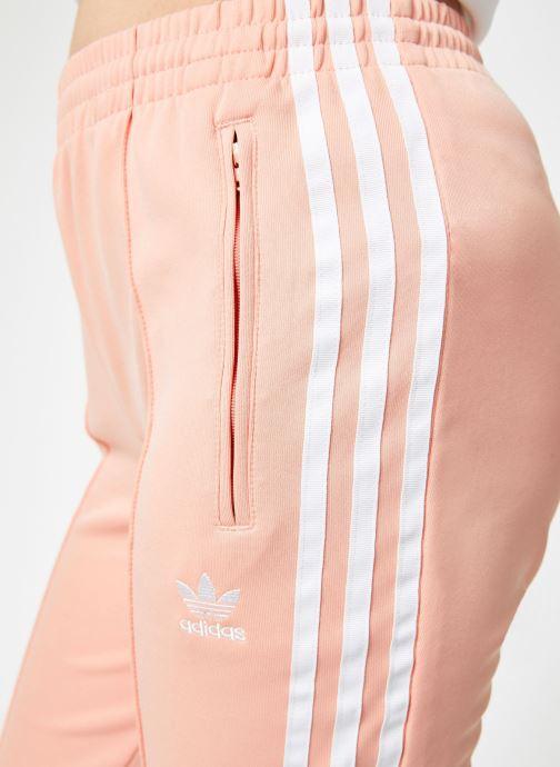 Vêtements adidas originals Sst Tp W Rose vue face