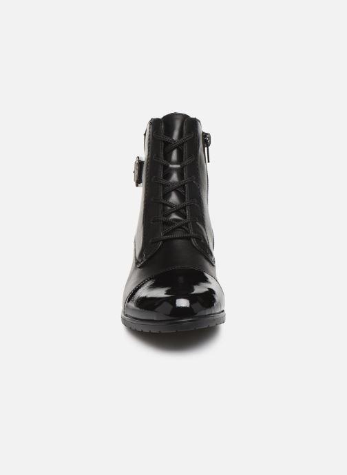 Bottines et boots Remonte Fiola Noir vue portées chaussures