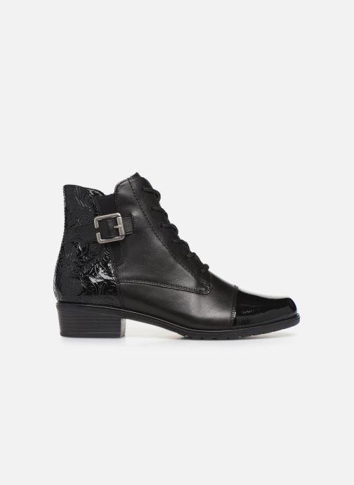 Bottines et boots Remonte Fiola Noir vue derrière