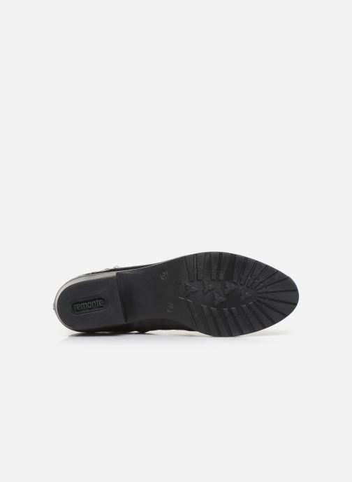 Bottines et boots Remonte Fiola Noir vue haut