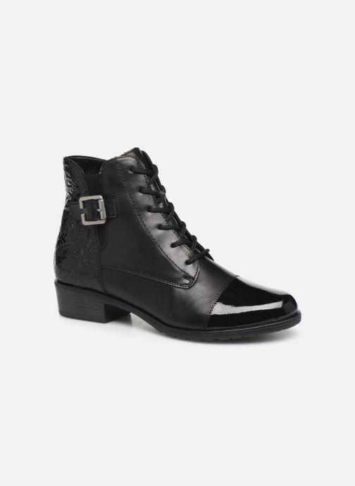 Bottines et boots Remonte Fiola Noir vue détail/paire