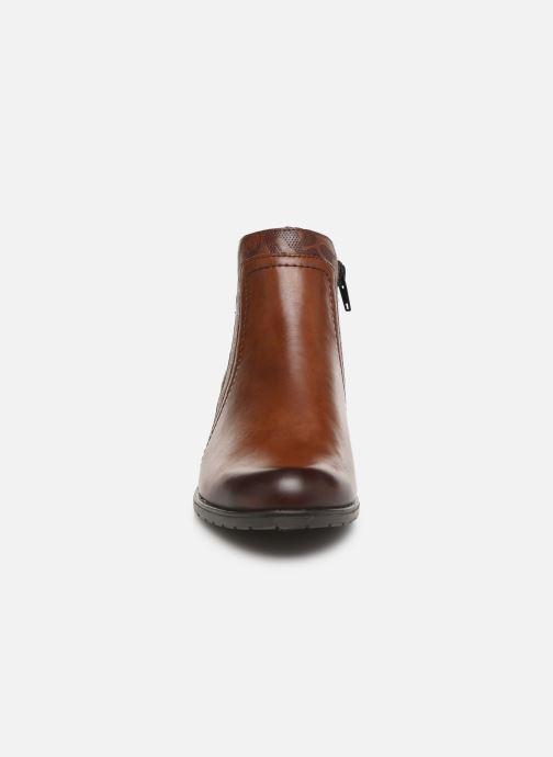 Bottines et boots Remonte Pilar Marron vue portées chaussures