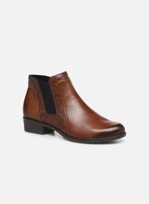 Bottines et boots Remonte Pilar Marron vue détail/paire