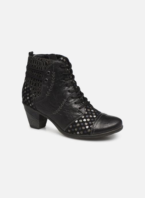 Bottines et boots Remonte Manon Noir vue détail/paire