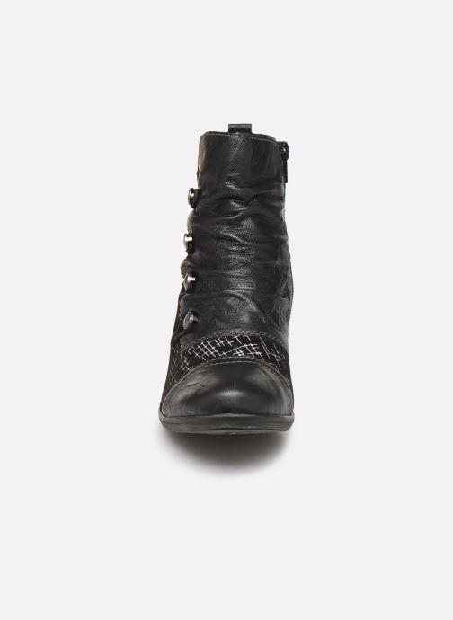 Stiefeletten & Boots Remonte Lola schwarz schuhe getragen