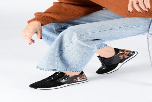 Sneakers Remonte Mola Zwart onder