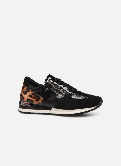 Sneakers Remonte Mola Zwart achterkant