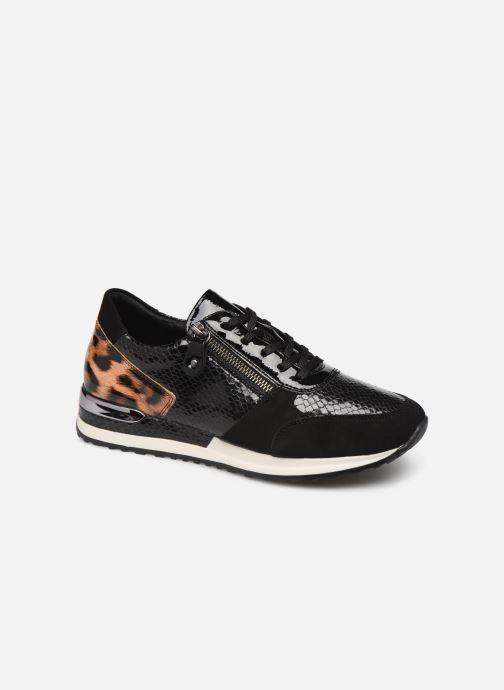 Sneakers Remonte Mola Zwart detail