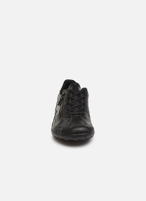 Baskets Remonte Caroline Noir vue portées chaussures