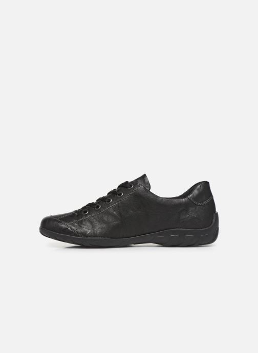 Sneakers Remonte Caroline Sort se forfra