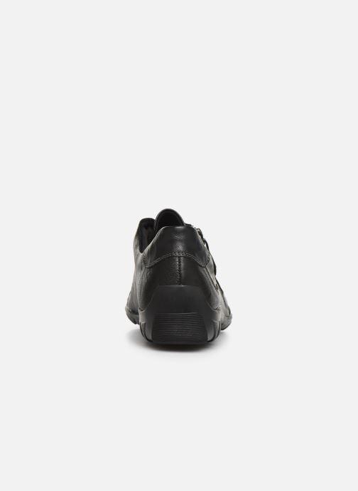 Sneakers Remonte Caroline Sort Se fra højre