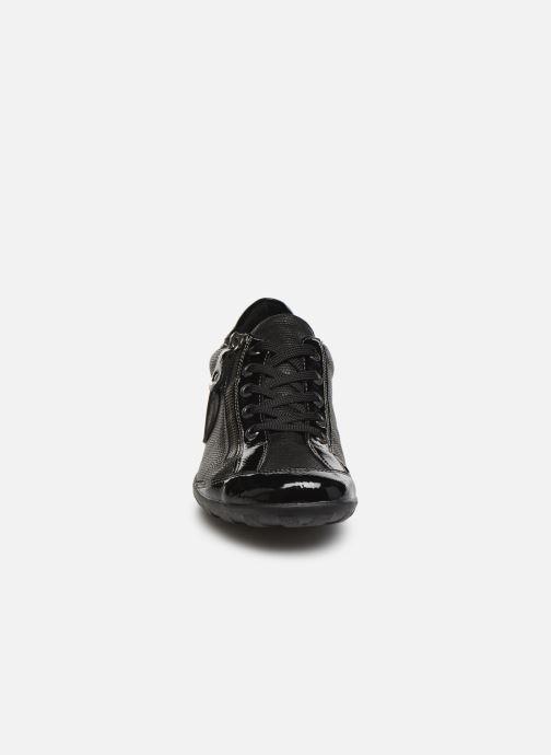 Sneakers Remonte Marilou Sort se skoene på