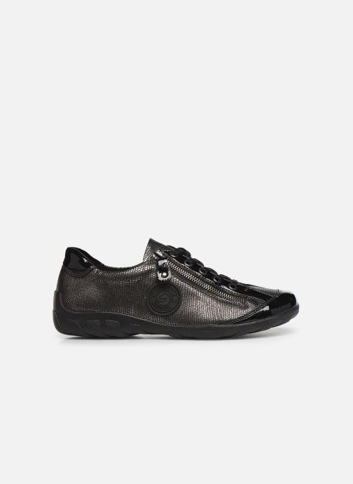 Sneakers Remonte Marilou Zwart achterkant